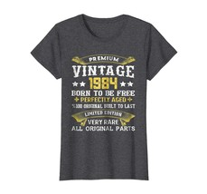 Brother Shirts - Vintage Perfectly Aged 1984 34th Years Old Birthday Shi... - $19.95+