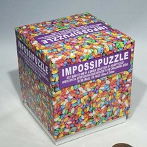 Impossipuzzle Funtime Jelly Beans Jigsaw Puzzle 100 Pieces 380mm x 260mm... - $11.95