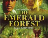 THE EMERALD FOREST 1985 POWERS BOOTHE - MEG FOSTER -ALL REG VERY RARE  DVD