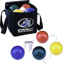Park & Sun Sports Bocce Ball Set with Deluxe Carrying Bag: PRO Elite, 10... - $70.49