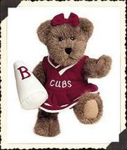 "Boyds Bears ""Trish Boombah"" 8"" Cheerleader Bear - # 903500 - NWT- 2002- ... - $19.99"
