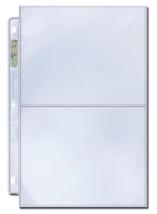 20 Ultra PRO Platinum 2-Pocket Photo/Postcard/Prints Album Pages/Binder ... - $7.62