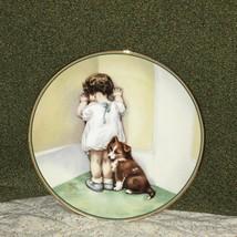 1985 In Disgrace A Child's Best Friend Bessie Pease Gutmann Hamilton Col... - $16.82