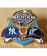 NY Yankees vs Florida Marlins 2003 World Series Pin Willabee & Ward - $24.26