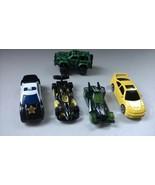 "Mattel Hot Wheels McDonalds 1:64 Diecast 3"" Long Police Dragster Transfo... - $6.99"