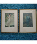 Vintage PINKIE & BLUE BOY SIR THOMAS LAWRENCE Framed Prints - $135.40