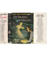 Nancy Drew 4 Lilac Inn 3rd art w/DJ - $150.00