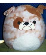 """Squishmallows BRANK the BULLDOG 16""""H NWT  So cute! - $47.88"""