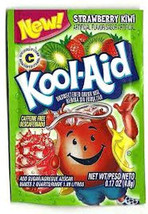 Kool-Aid Drink Mix Strawberry Kiwi 10 count  - $3.91