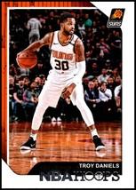 2018-19 Panini Hoops Red Backs #137 Troy Daniels NM-MT Phoenix Suns - $2.49