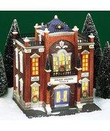 Dept 56 Heritage Village Cchristmas in the City Series Precinct 25 Polic... - $97.50