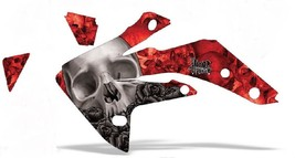 AMR Racing Graphic Kit Honda CRF150R Shrouds On... - $48.96