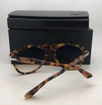 Polarized PERSOL Sunglasses 3136-S 24/58 57-18 140 Tortoise Frame w/Green Lenses - $399.98