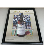 Canadian Club Baseball Stadium Club Blended Canadian Whisky Bar Mirror S... - $69.69
