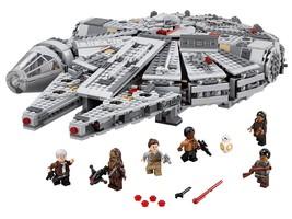 Millenium Falcon (Star Wars) 1329 pcs. - Building Set by LEGO (75105) - $229.00