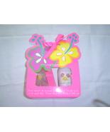 Simple Pleasures Strawberry Splash Foot Scrub & Lotion Set New with Tags - $9.99