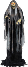 Animated Life Size Rising Grim Reaper Halloween Prop Decoration - €242,34 EUR