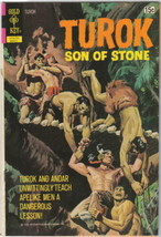Turok, Son of Stone Comic Book #77 Gold Key Comics 1972 FINE - $11.64