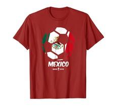 Dad Shirts - Mexico Soccer Ball Flag Jersey Shirt - Mexican Futbol Shirt Men - $19.95+