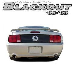 Rear Vinyl Trunk Blackout Decal 3M Premium Grad... - $55.99