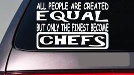 "Blacksmiths all people equal 6"" sticker *E490* decal vinyl iron metal horseshoe - $3.99"
