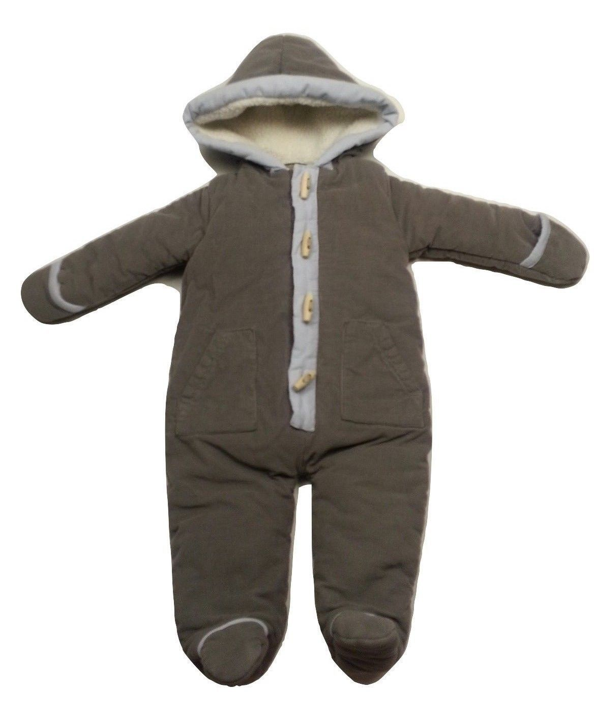 d6099345a Wendy Bellissimo Baby Onepiece Fleece Line and 50 similar items