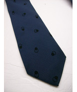 FENDI  Blue ABSTRACT STRIPES  Men's 100 SILK Necktie  6-325 - $17.99