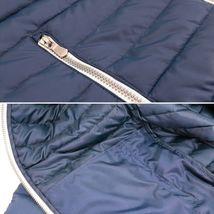 Men's Puffer Hooded Lightweight Zip Insulated Packable Quilted Jacket image 6