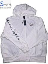 Nwt Large Men Polo Ralph Lauren P-15 Usa Sailing Team Full Zip Pullover Hoodie - $128.69