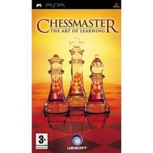 ChessMaster: The Art of Learning PSP Brand New ship from USA - $20.69