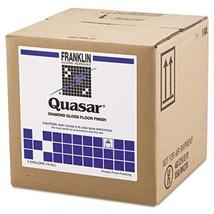 FRKF136025 - Quasar High Solids Floor Finish, Liquid, 5 Gal. Box - $127.93