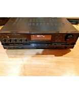 FISHER RS-615 Stereo Receiver *No Remote* Works Great! Free Shipping! - $79.19