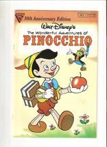 Walt Disney's Pinocchio # 1 (1990) - $2.00