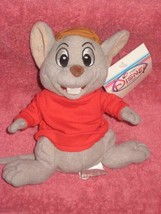 Walt Disney Store Bernard The Rescuers Movie Bean bag plush. 7 inches. - $14.84
