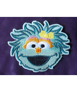 ROSITA PATCH EMBROIDERED PATCH SESAME STREET MUPPETS DIY - $14.00