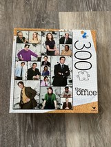 The Office 300 Piece Puzzle by Cardinal COMPLETE - $8.00