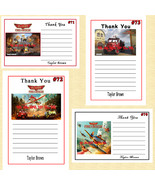 Disney Fire & Rescue Birthday Thank You Cards 10 ea Personalized Custom ... - $5.50