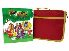 The Beginners Bible Timeless Children's Stories with Bible Cover Set (Ha... - $19.31