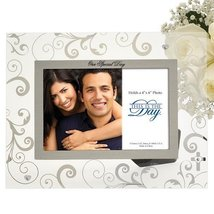 Enesco This Is the Day by Gregg Gift for Enesco Photo Frame, Special Day - $18.61