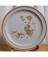 Newcor Stoneware Empress Dinner Plate Floral De... - $9.89