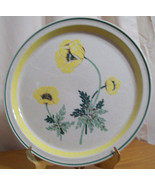 Shannon Aran Stone S Wonderful Dinner Plate Flo... - $9.89