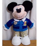 Mickey Mouse The Disney Store Doll Sweater Pant... - $16.78