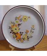 Casual Elegance Hearthside Stoneware Dinner Plate Chablis Japan - $9.89