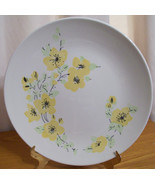 Taylor Smith & Taylor White Dogwood Dinner Plate Floral USA - $9.89