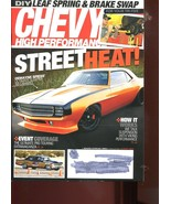 CHEVY HIGH PERFORMANCE MAGAZINE AUGUST 2014 /EVENT COVERAGE /SUSPENSION ... - $19.62