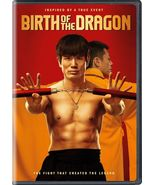 Birth of the Dragon DVD Brand New Sealed 2017 - $8.50