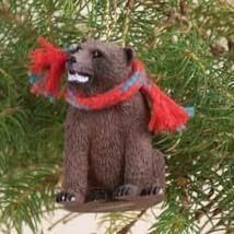 Conversation Concepts Bear Grizzly Original Ornament - $9.99