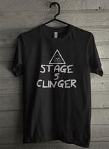 Stage 5 Clinger Men's T-Shirt - Custom (4173) - $19.12+