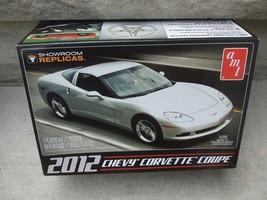 Amt 2012 Chevy Corvette 1/25 - $13.00