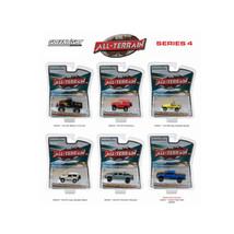 All Terrain Series 4, 6pc Set 1/64 Diecast Model Cars by Greenlight 35050 - $54.68